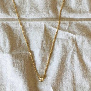Tiffany Elsa Perretti Necklace
